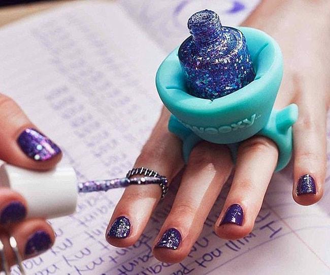 Soporte para esmalte de uñas | Deja de Pensar