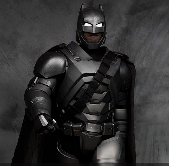Disfraz armadura Batman vs Superman   Deja de Pensar