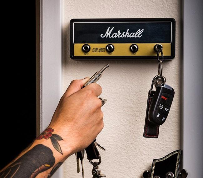 Portallaves pared estilo marshall deja de pensar - Porta llaves pared ...
